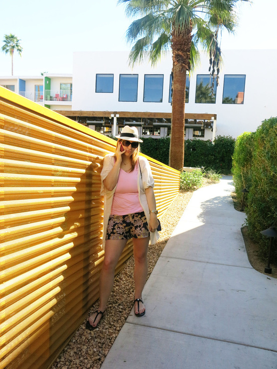 The Saguaro - Palm Springs California // TheOneWhereIMoveToCalifornia.weebly.com